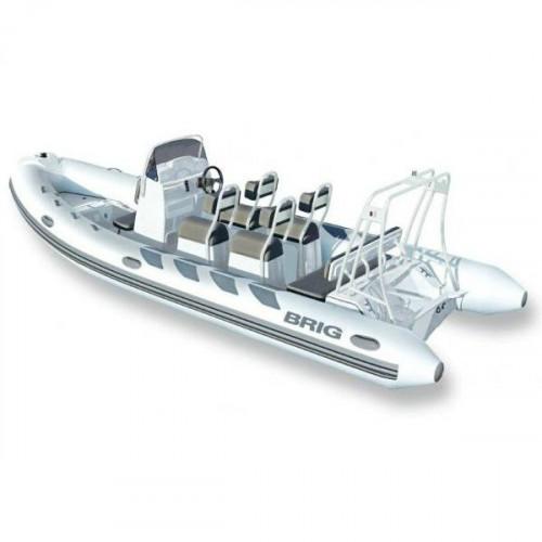Лодка Brig Navigator N610 White