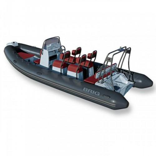Лодка Brig Navigator N610 Black