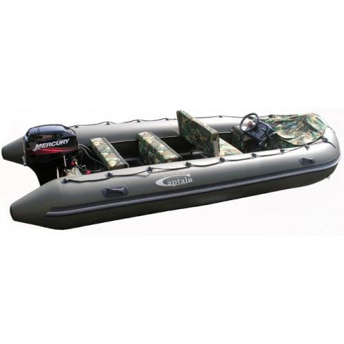 Лодка Captain Combat CAP-450