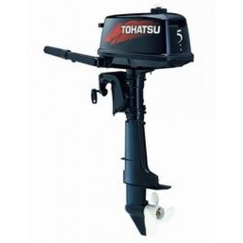 Лодочный мотор Tohatsu ТM 5 BD S