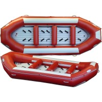 Fiord-Boat RM490D