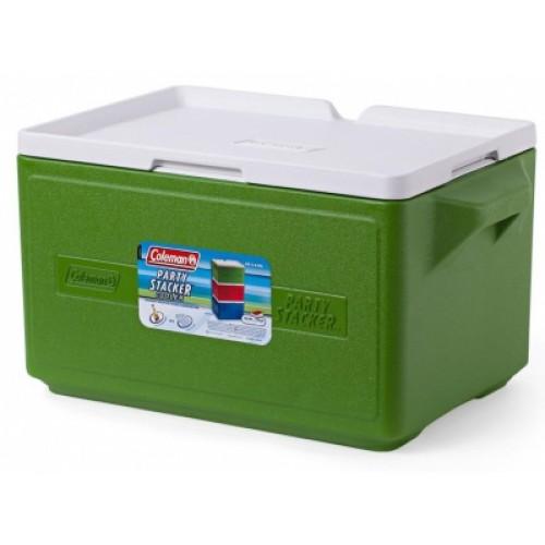 Автохолодильник Coleman Cooler 24 Can Stacker - Green