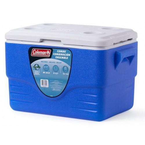 Автохолодильник Coleman Cooler 36QT 00 Blue GLBL