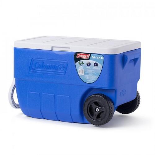 Автохолодильник Coleman Cooler 50Qt Whld Blue Low Pro