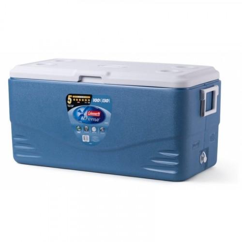 Автохолодильник Coleman Cooler 100Qt Xtreme Blue