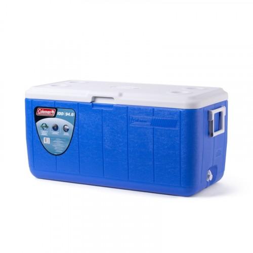 Автохолодильник Coleman Cooler 100Qt Blue No Tray