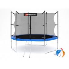 Hop-Sport 10ft (305cm) blue с внутренней сеткой