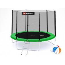 Hop-Sport 10ft (305cm) green с внешней сеткой