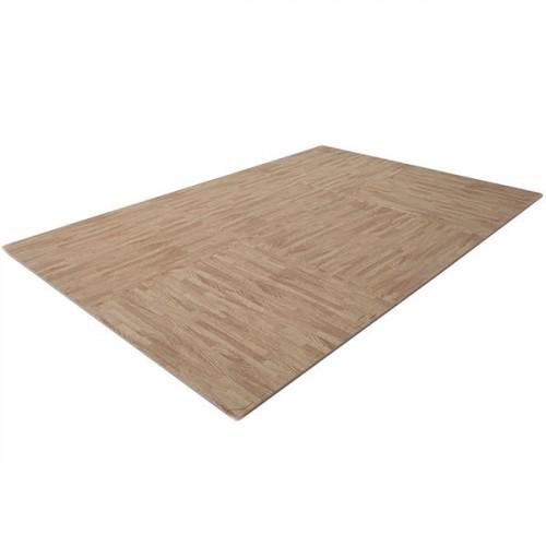 Finnlo Puzzle Mat Parquet Design (185x120 см) 99997
