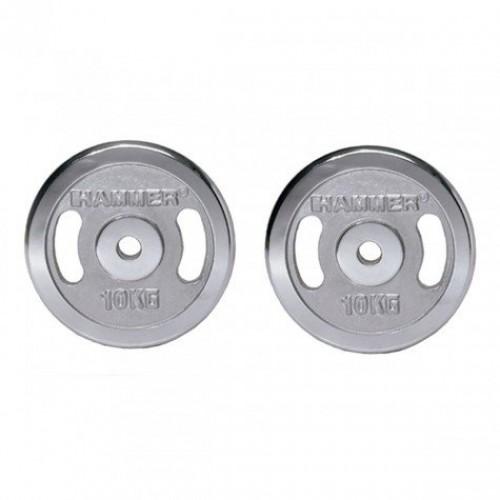 Finnlo Hammer 2x10 кг (Ø 30 мм) 4674
