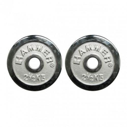Finnlo Hammer 2x2,5 кг (Ø 30 мм) 4672