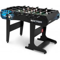 Hop-Sport Sector black-blue
