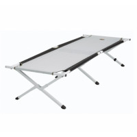 Easy Camp Folding Bed Grey