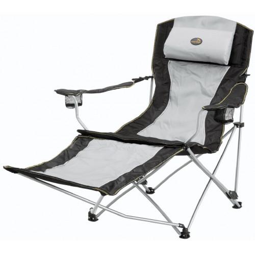 Кемпинговая мебель Easy Camp Reclining Chair Deluxe Grey