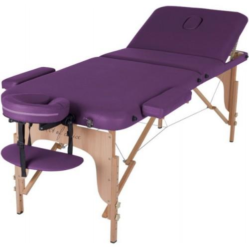 Массажный стол Art Of Choice Den Purple