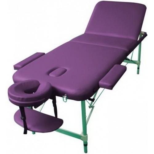 Массажный стол Art Of Choice Leo Purple