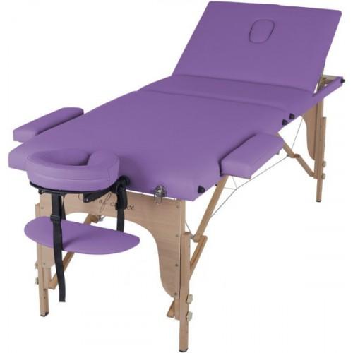Массажный стол Art Of Choice Sol Comfort Purple