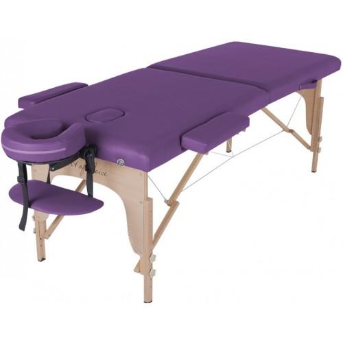Массажный стол Art Of Choice Teo Purple