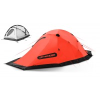 Hannah Exped mandarin red