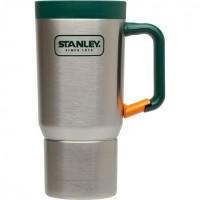 Stanley Adventure Clip Grip 0,59L Серая