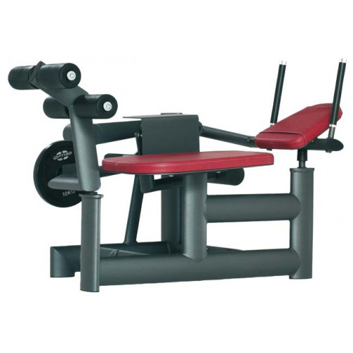 Проф. тренажер Gym80 SYGNUM Duale Lying Abdominal Machine 50mm (4307)