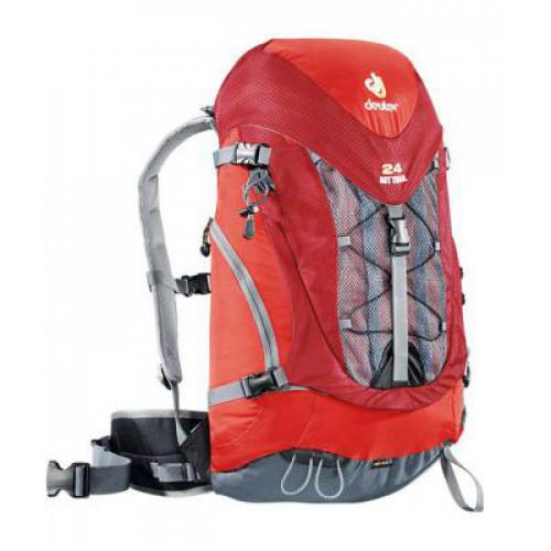 Рюкзак Deuter ACT Trail 24 fire-cranberry (34407 5520)