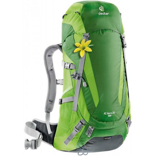 Рюкзак Deuter AC Aera 28 SL emerald-kiwi (34724 2208)