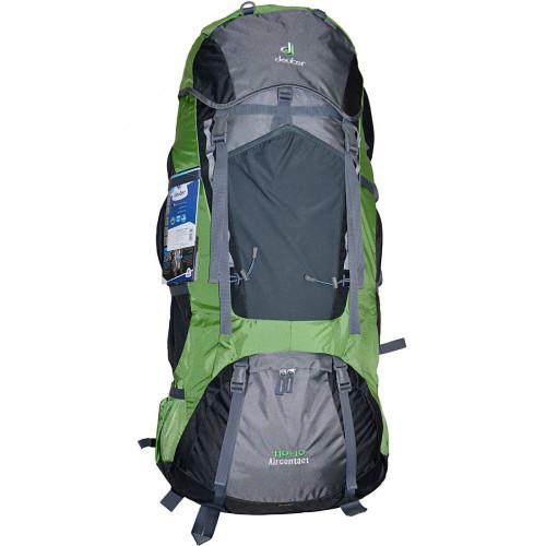 Рюкзак Deuter Aircontact 110+10 granite-emerald (43452 4224)