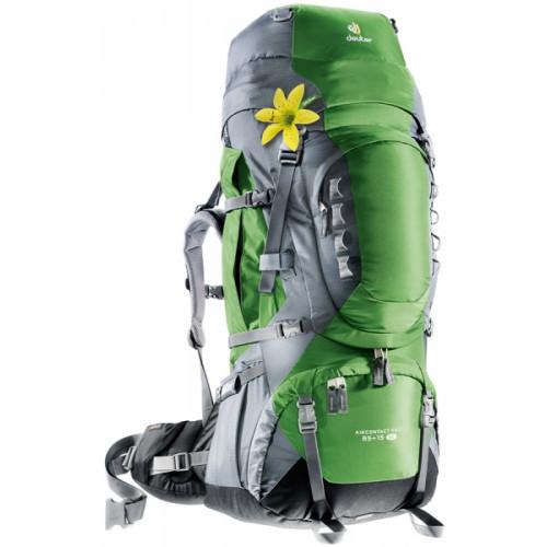 Рюкзак Deuter Aircontact PRO 65+15 SL emerald-titan (33833 2404)