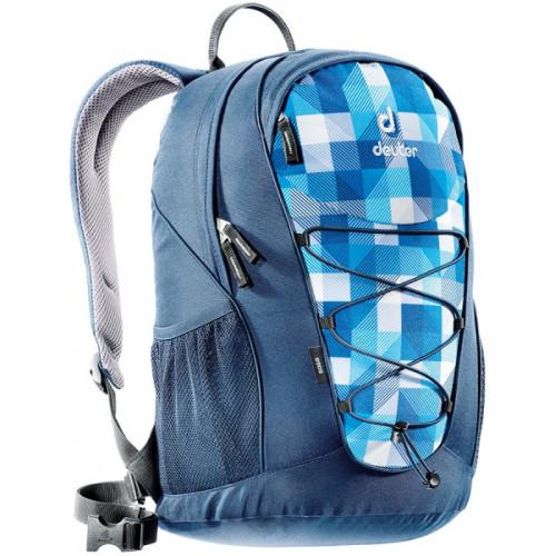 Рюкзак Deuter Go Go blue-arrowcheck (80146 3016)