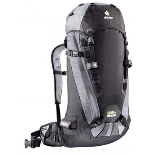 Рюкзак Deuter Guide 35+ black-titan (33579 7490)