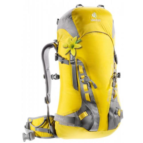Рюкзак Deuter Guide Lite 28+ SL lemon-platin (33533 8401)