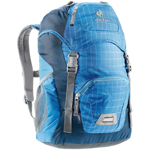 Рюкзак Deuter Junior coolblue-check (36029 3014)