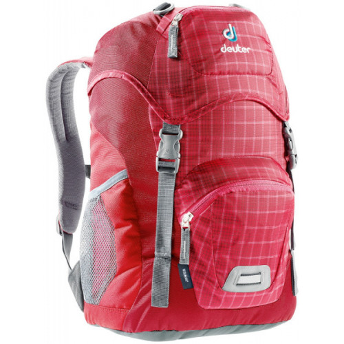 Рюкзак Deuter Junior raspberry-check (36029 5003)