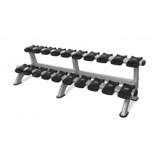 Nautilus Benches and racks Double Dumbbell Rack