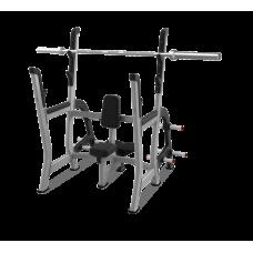Nautilus Benches and racks Military Press