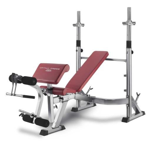 Скамья для жима, пресса BH Fitness Optima Press G330