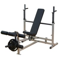 Body-Solid Combo Bench GDIB46