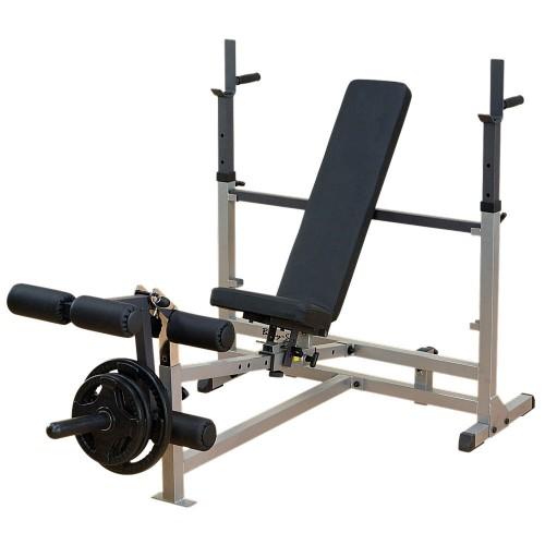 Скамья для жима, пресса Body-Solid Combo Bench GDIB46