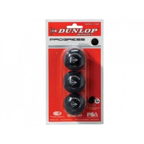 Сквош Dunlop Progress 3 шт
