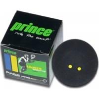 Prince SQ Ball Double Yellow