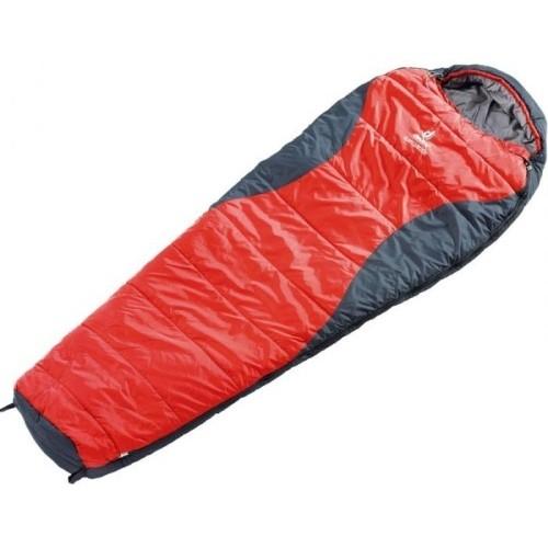 Спальный мешок Deuter Dream Lite 250 L right  fire-midnight (49292 5130 0)