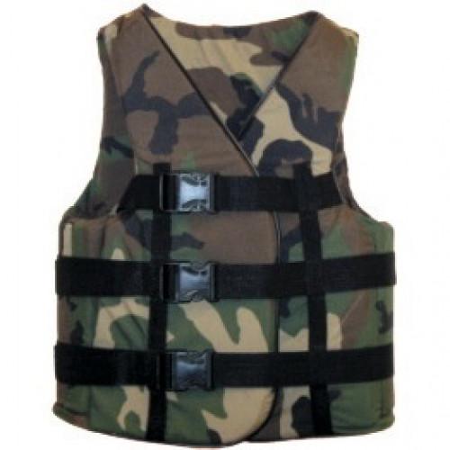 Спасательный жилет Brig T4 Camouflage (90-110 кг)