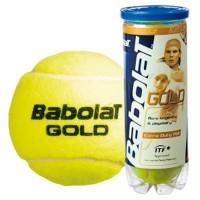 Babolat Gold Pet x 3