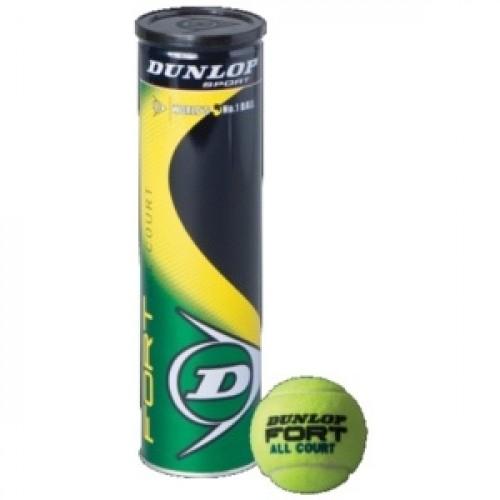 Большой теннис Dunlop Fort All Court (4 мяча)