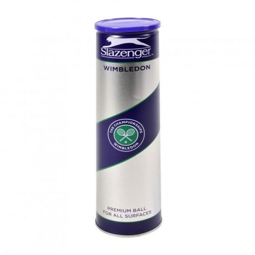 Большой теннис  Slazenger Wimbledon Ultra Vis Hydroguard (72 мячей)