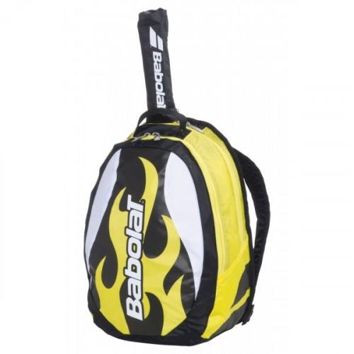 Большой теннис Babolat Backpack Club Black/Yellow 2013