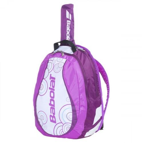 Большой теннис Babolat Backpack Club White/Purple 2013