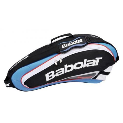 Большой теннис Babolat Team Line Blue 3 Pack 2012