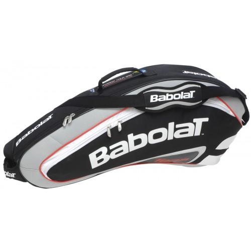 Большой теннис Babolat Team Line Black 3 Pack 2012